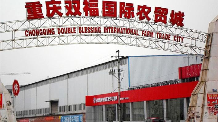 重庆双福国际农贸城
