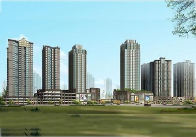 重庆合川中奥城